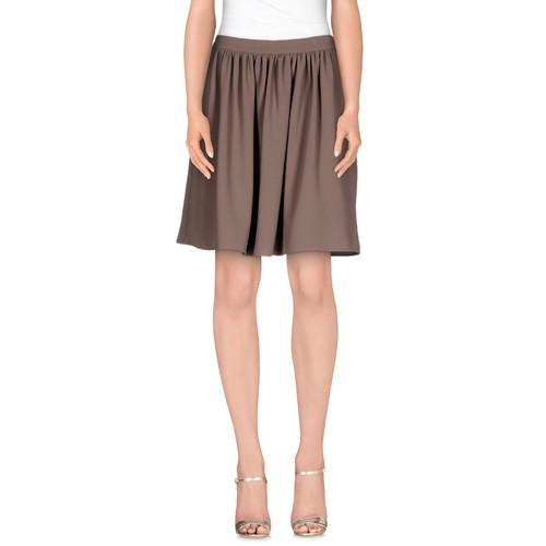 TON SUR TON Knee length skirt