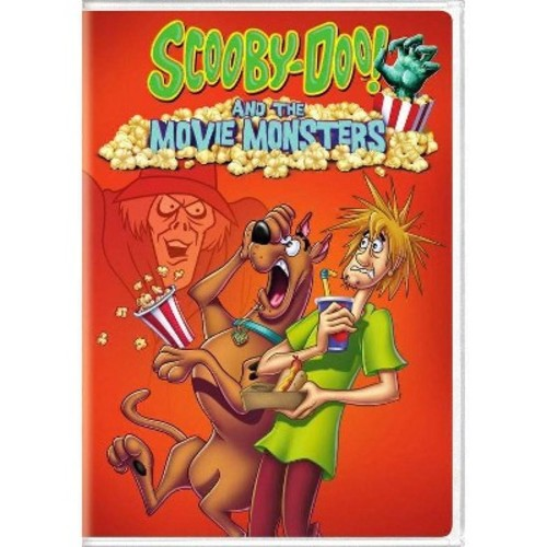Scooby Doo And The Movie Monsters (DVD)