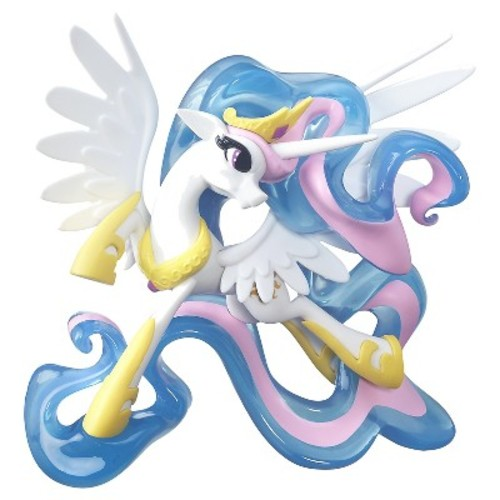 My Little Pony Friendship is Magic Guardians of Harmony Fan Series Figure - Princess Celestia