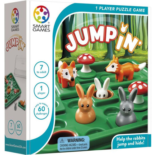 Jump In Compact Game