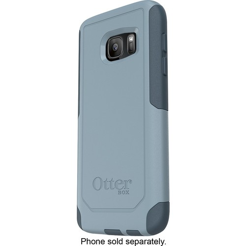 OtterBox - Commuter Series Case for Samsung Galaxy S7 Cell Phones - Blue