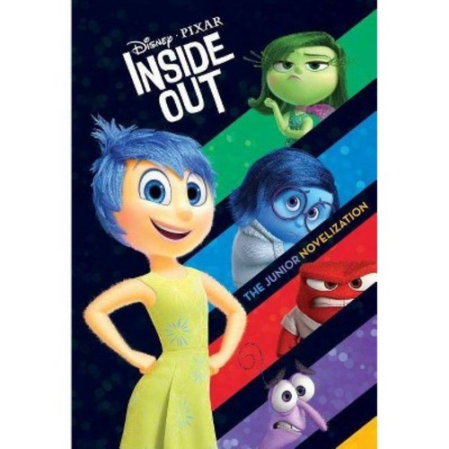Inside Out ( Disney/Pixar Inside Out) (Paperback) by Suzanne Francis