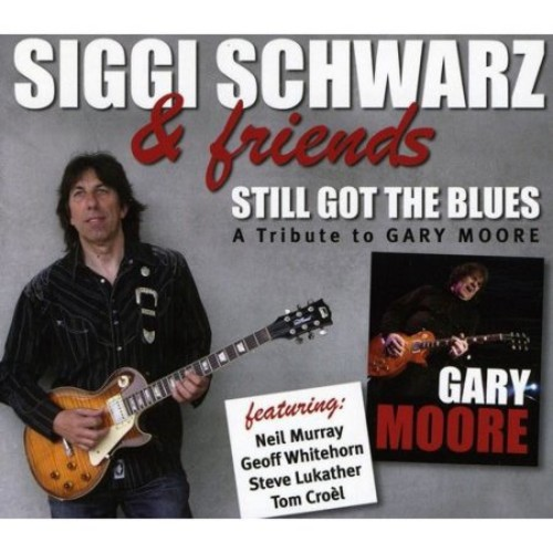 Still Got the Blues: A Tribute to Gary Moore [CD]