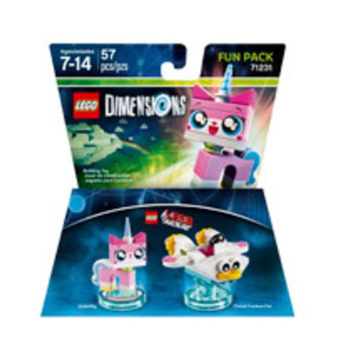 LEGO Dimensions Fun Pack: Uni-kitty (The LEGO Movie)