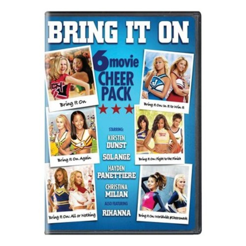 Bring It On: 6-Movie Collection (DVD)