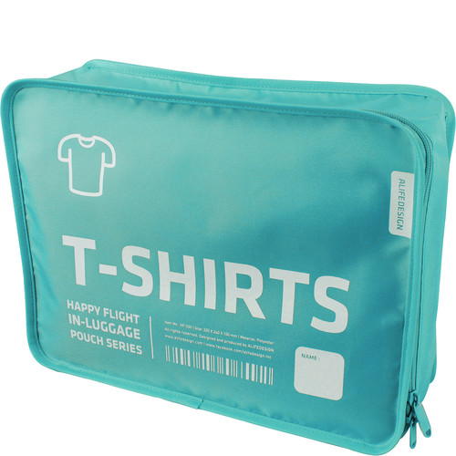 ALIFE DESIGN Alife Design T Shirt Packing Cubes Organizers