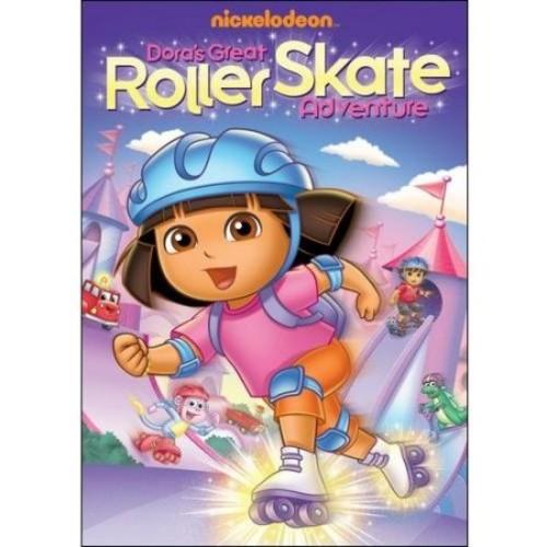Dora the Explorer: Dora's Great Roller Skate Adventure (DVD) 2013