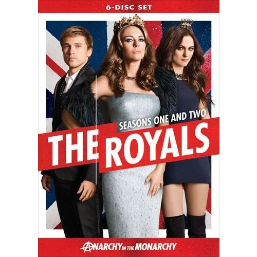 The Royals: Seasons 1 and 2 [4 Discs] [DVD]