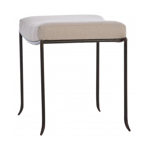 Fayre Small Bench, Taupe