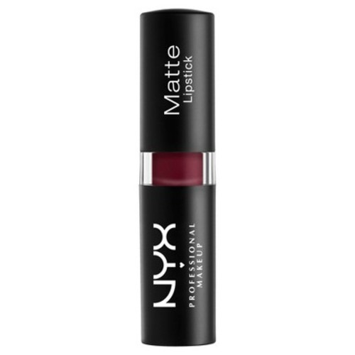 NYX Matte Lipstick, Alabama [Alabama, 0.16 Ounce]