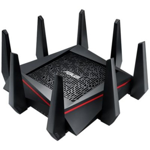 ASUS RT-AC5300 Tri-Band Gigabit Wireless Router, 5334 Mbps, 5-Port