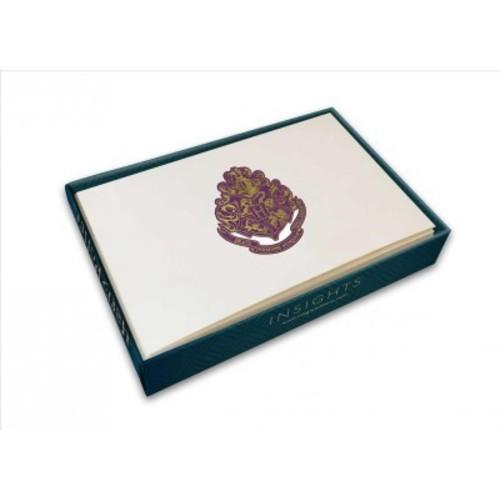 Harry Potter - Hogwarts Crest Foil Gift Enclosure Cards (Stationery)