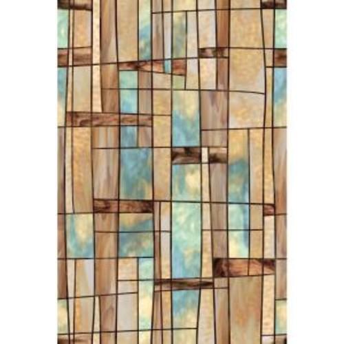 Artscape 24 in. x 36 in. City Lights Decorative Window Film