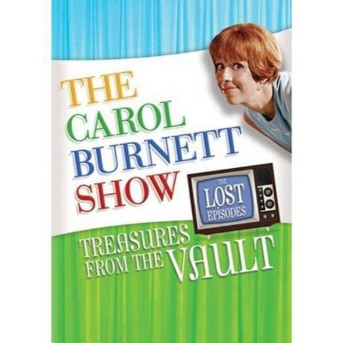 The Carol Burnett Show: The Lost Episodes - Treasures from the Vault [3 Discs]