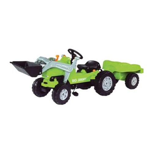 Toys Toys Jimmy Loader Tractor & Trailer Pedal Riding Toy