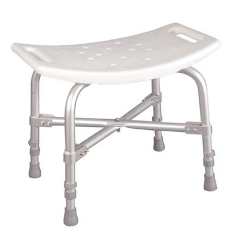 Drive Medical Deluxe Bariatric Bath Bench - White