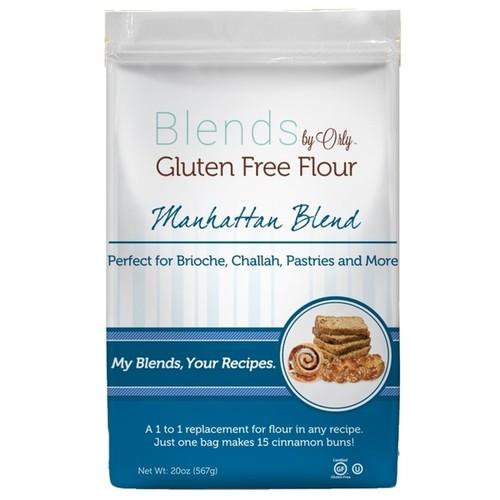 Blends by Orly Gluten-free Manhattan Blend Flour (2 Pack)