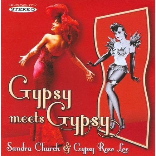 Gypsy Meets Gypsy [CD]