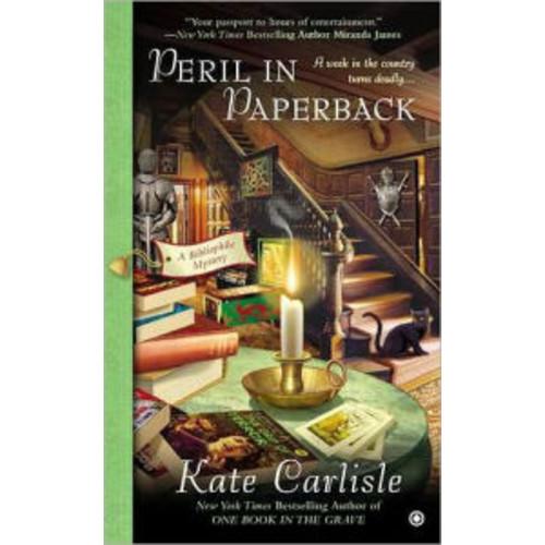 Peril in Paperback (Bibliophile Series #6)