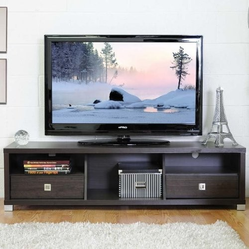 Baxton Studio Jinna Wooden Modern TV Stand