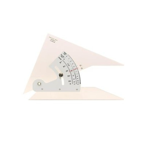 Pacific Arc Adjustable Acrylic Triangle 6 in.