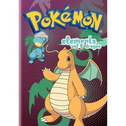 Pokemon Elements Vol 8: Dragon (DVD)