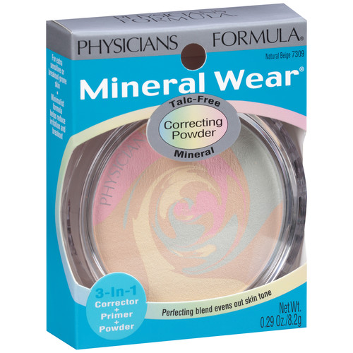 Physicians Formula Mineral Wear  Mineral Correcting Powder