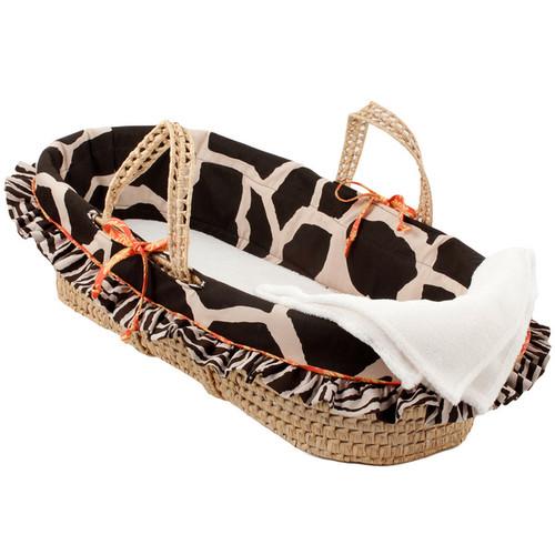 Cotton Tale Sumba Moses Basket