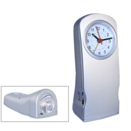 Natico Originals Desk, Office/Home Alarm Clock, Flashlight and Night Light (10-212): Office Products