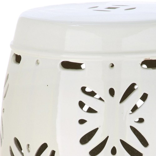 Safavieh Sakura Cream Garden Stool