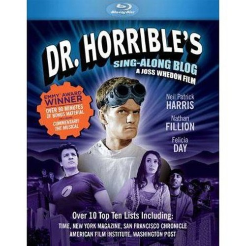 Time Science Blood Club, LLC c/o Creative Artists Agency Dr. Horrible's Sing-A-Long Blog (Blu-ray)