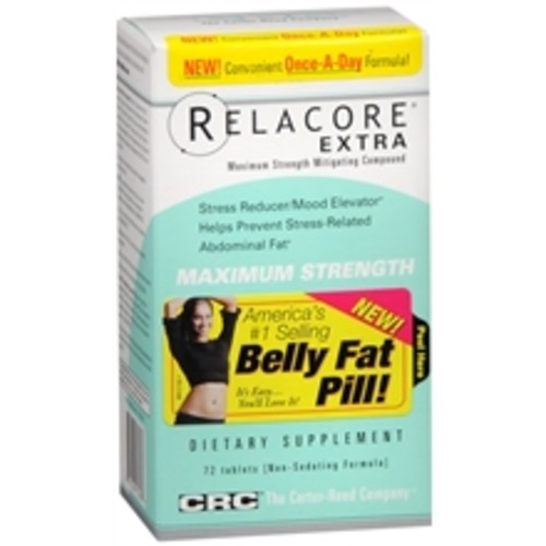 Relacore The Ultimate Super Fat Burning Belly Bulge Kit
