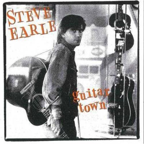 Steve Earle - Guitar Town 30th Anniversary (CD)