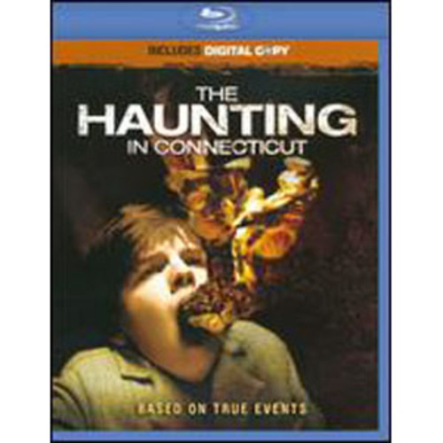 The Haunting in Connecticut [Rated] [Blu-ray] WSE DHMA/DD5.1