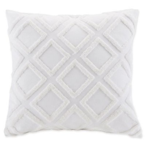 Harbor House Anslee Square Throw Pillow in White