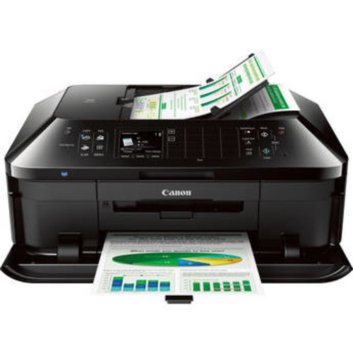 PIXMA MX922 Wireless Color All-in-One Inkjet Office Printer