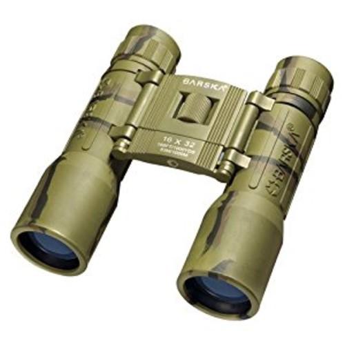 Barska 16x32 Lucid View Binoculars Camouflage