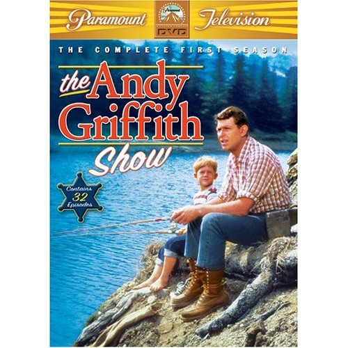 The Andy Griffith Show: The Complete First Season [4 Discs] [DVD]