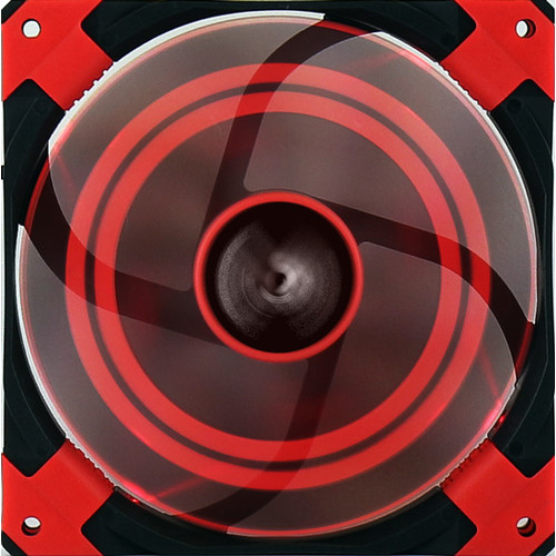 Aerocool DS140MMRED Dead Silence 140mm Red Case Fan