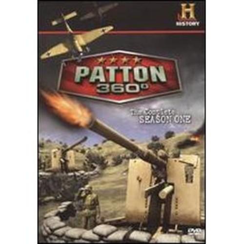 Patton 360: The Complete Season One [3 Discs]