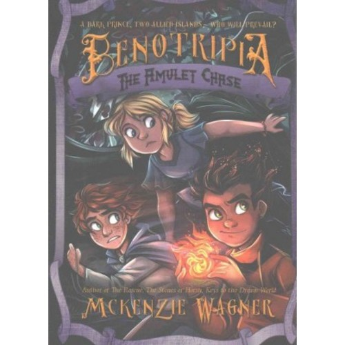 Amulet Chase (Paperback) (Mckenzie Wagner)