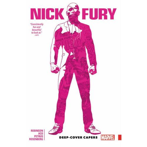 Nick Fury Vol. 1: Deep-Cover Capers