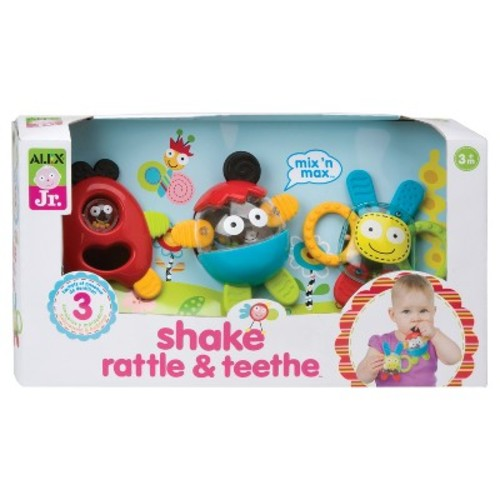 ALEX Toys ALEX Jr. Shake, Rattle & Teethe