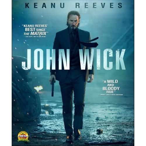 Lionsgate Home Entertainment John Wick (Blu-ray + DVD)
