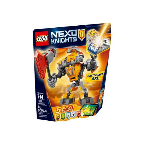 LEGO NEXO KNIGHTS Battle Suite Axl #70365