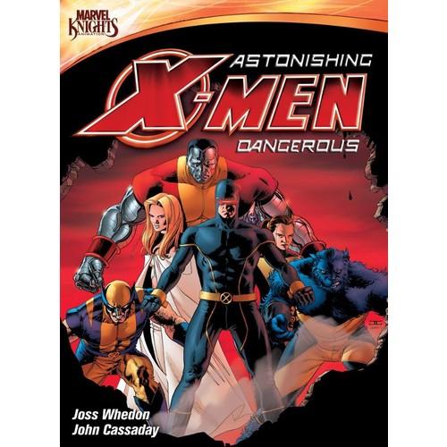 Astonishing X-Men: Dangerous [DVD] [2011]