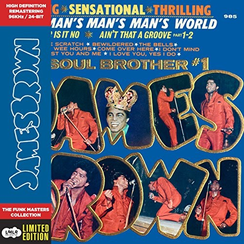JAMES BROWN - IT'S MAN'S MAN'S MAN'S WORLD