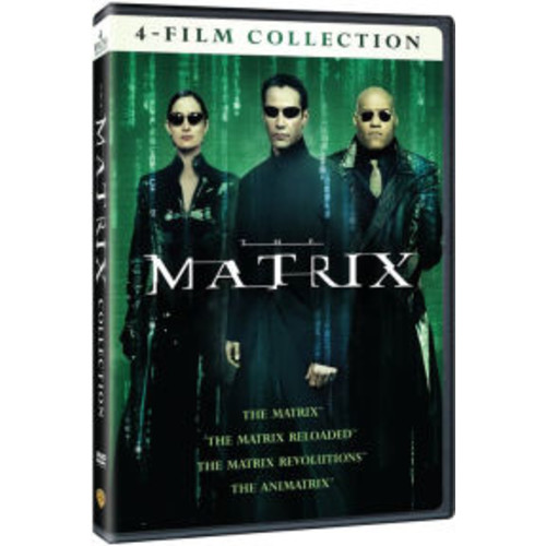 Matrix Collection: 4 Film Favorites