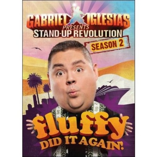 Gabriel Iglesias Presents: Stand-Up Revolution - Season Two [DVD]