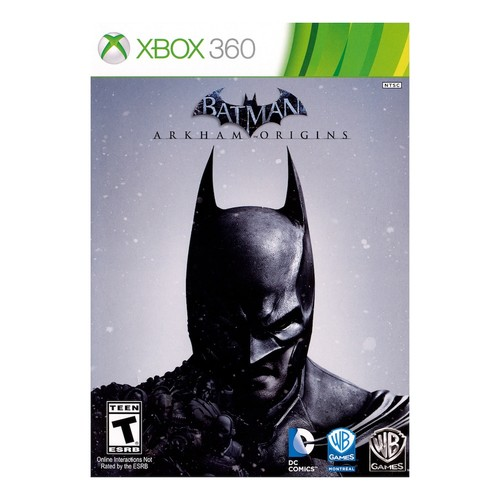 Batman: Arkham Origins - Xbox 360 [Disc, Standard, Xbox 360]